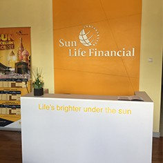 Sun Life Financial Indonesia marketing offices