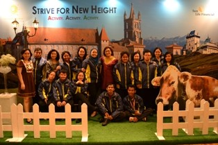 Sun Life Financial Indonesia shared joy with SOIna