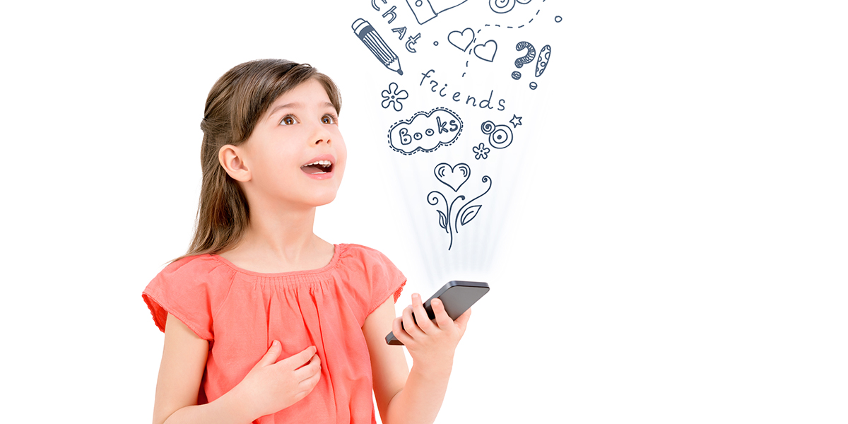 Smart application for your child's brain