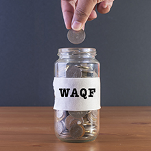 The benefits of waqf