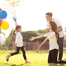 Family 5 secrets to a happy family